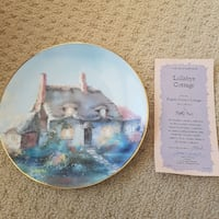 8 Hamilton Collection plates East Gwillimbury, L0G 1R0