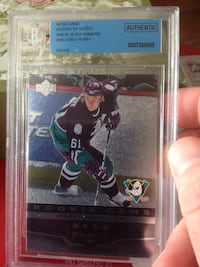 Corey Perry trading card Laval, H7K 3N3