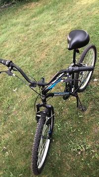 black and gray BMX bike Alpena, 49707