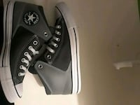pair of black Converse All Star high-top sneakers Mississauga, L5K 2B2