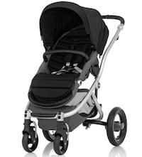 Britax Affinity black on silver baby stroller Mississauga, L5H 1T5