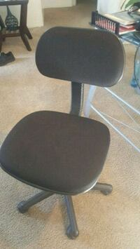 black and gray rolling chair 1952 mi