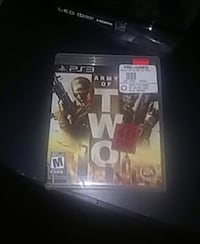 ps3 army of two game Baltimore, 21229