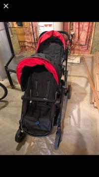 Options double stroller  3150 km