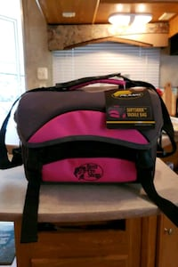 Tackle Bag with inside tackle boxes Pendergrass