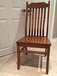 Canadian made kitchen chairs