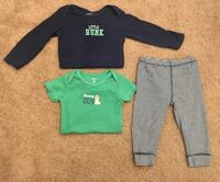Carter's 3 piece outfit  Raleigh, 27606