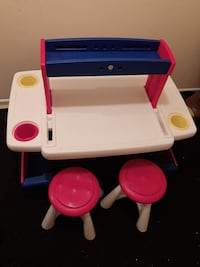 Kids Table by 2 Step for $85. Hyattsville, 20785