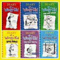 Diary of a wimpy kid(great condition ) hard cover  Calgary, T2A 5X6