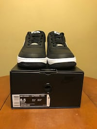 Air Force 1 Low Supreme X CDG size 8.5 DS 48 km