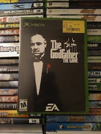 XBOX The Godfather  Vaughan, L4L