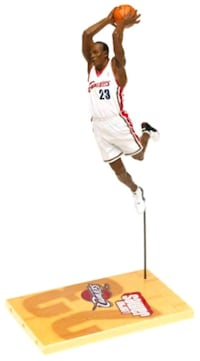 04 Lebron James. Rookie Figure. San Antonio, 78223