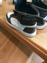 Louis Vuitton high tops