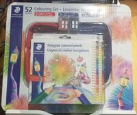 brand new 52 colouring set Richmond Hill
