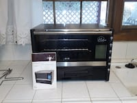 Wolfgang Puck Bistro collection dual electric convection oven. Las Vegas, 89118