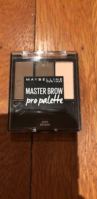 Maybelline Master Brow Palette Washington, 20008