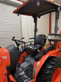 Excellent condition2014 Kubota Tractor B2650