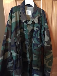 Military camouflage jacket Dunmore, 18510