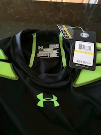 black and green Under Armour duffel bag Surrey, V3R 5H5