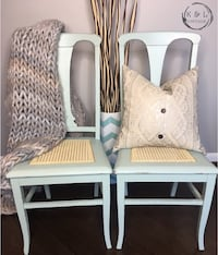 Pair of farmhouse style chairs Bristow, 20136