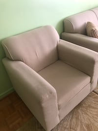 Set of couches for sale Toronto, M4H 1J4
