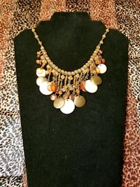 "Vintage Premier Designs ""Freefall"" necklace Fort Worth, 76182"