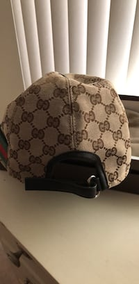 brown and black monogrammed Gucci baseball cap San Diego, 92126