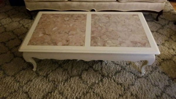 Marble coffee table. MAKE OFFER