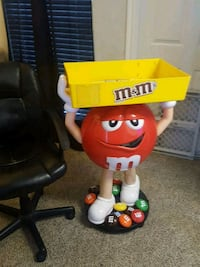 Giant M&M candy holder! Austin, 78729
