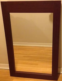 Brown Framed Mirror Land O Lakes, 34638