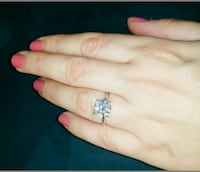 2 carat platinum certified diamond ring layaway Atlanta