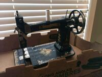"""RAYMOND"" sewing machine. ""Heirloom."" *Price drop* Langley, V3A 8L4"