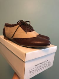 Brown Oxford Shoes Brampton, L6S 1P6