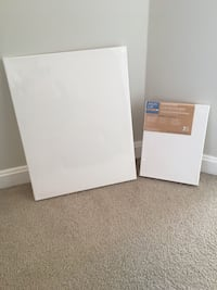(3) Unopened plain Canvas Mt Airy, 21771