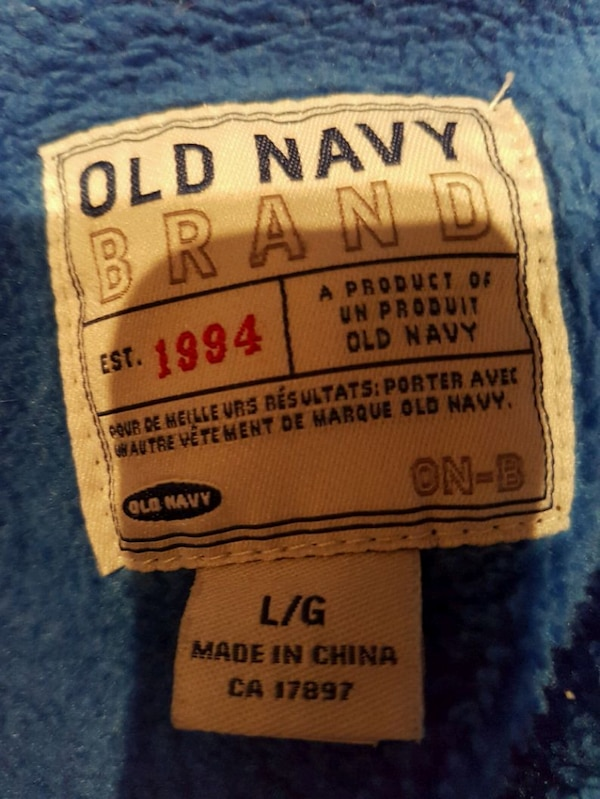 Boys Youth size large Old Navy Coat 4e39feaf-62b2-4943-a8a4-32675222a600