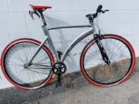 Toto Cycling Tomcat Singlespeed Silver Spring, 20910