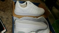 K-Swiss Court Chesterfield Low Top Sneakers White Seattle, 98118