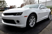 Chevrolet-Camaro-2014 Norfolk