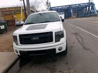 2013 Ford F-150 Limited 4x4 SuperCrew 145-in New York