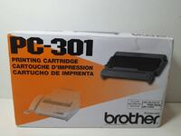 NIB: Fax Cartridge PC-301 by BROTHER NEW