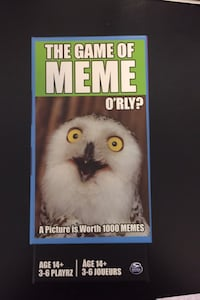 The Game Of Meme