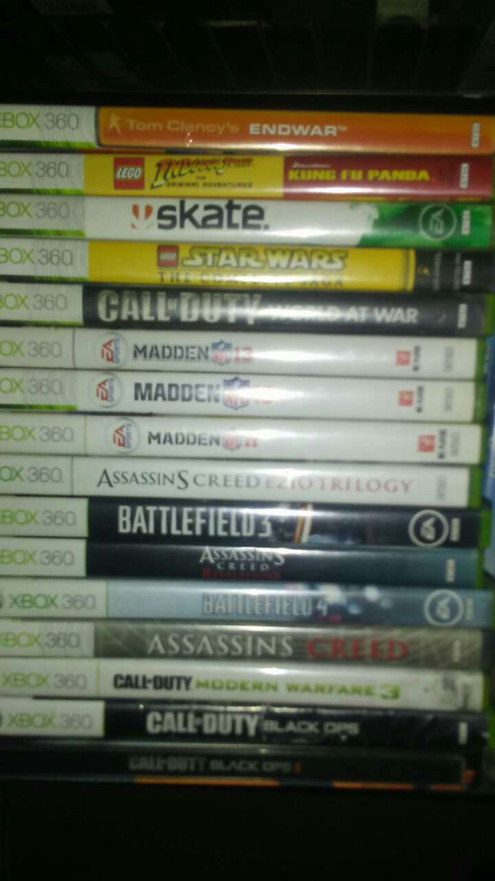 360 games 50 for all
