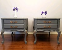 French provincial end tables Lincoln, L0R