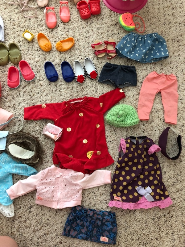 American Girl and My Generation clothes plus lots MORE!! 42c154b2-e0d0-4066-8f1b-f378594e12d8