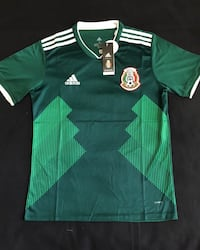 Green Home Mexico Jersey Austin, 78753