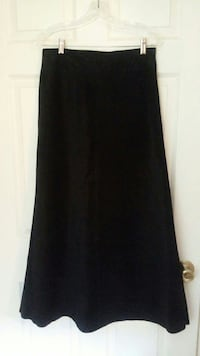Yvonne and Marie black suede skirt sz10