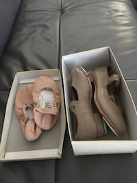 tap and ballet shoes Calgary, T3R 0Y5