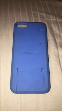 Blue iPhone 5/5s case Brampton, L6R 3B8