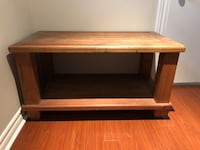 Solid wood coffee table  Toronto, M3H 1A9