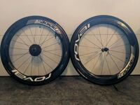 Roval carbon road bike wheels 60mm Great Falls, 22066